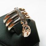 inel special din aur galben