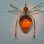 insecta aur galben si chihlimbar